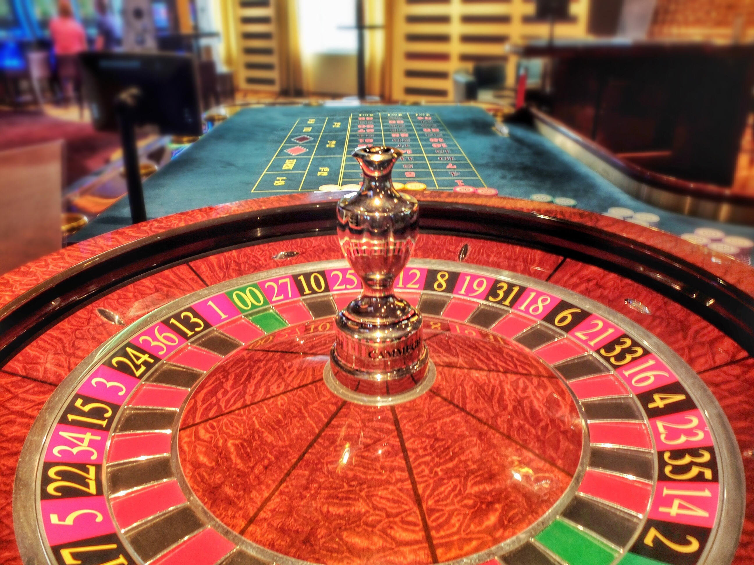 table-roulette