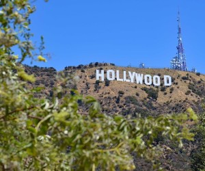 Usa Los Angeles Hollywood Sign
